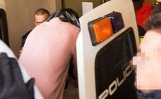 Prisión sin fianza para los tres jugadores de la Arandina por agresión sexual a una menor