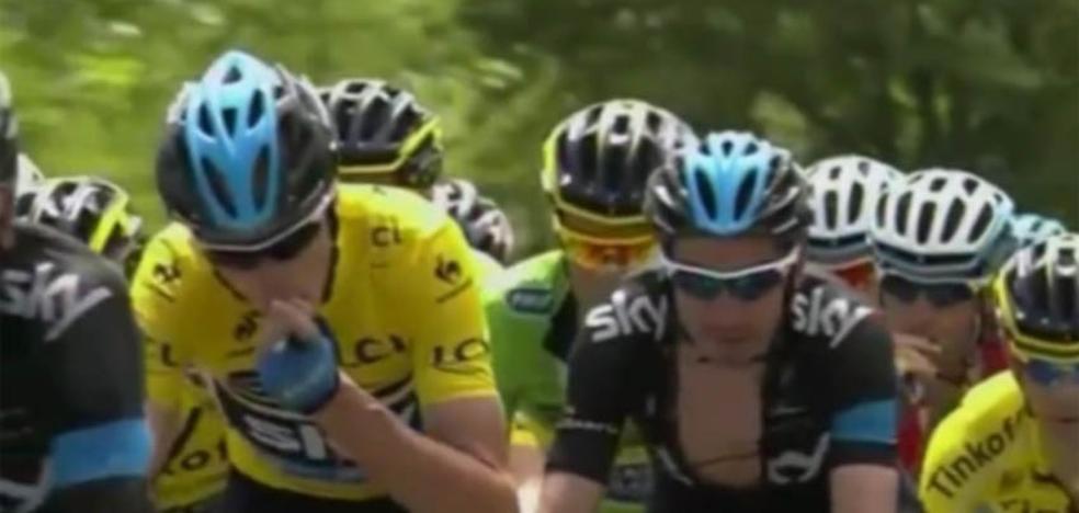 El viejo 'Ventolín' y los ciclistas asmáticos