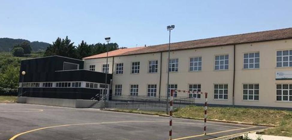 Evacuado el instituto Iturrioz de Lekeitio por un escape de gas