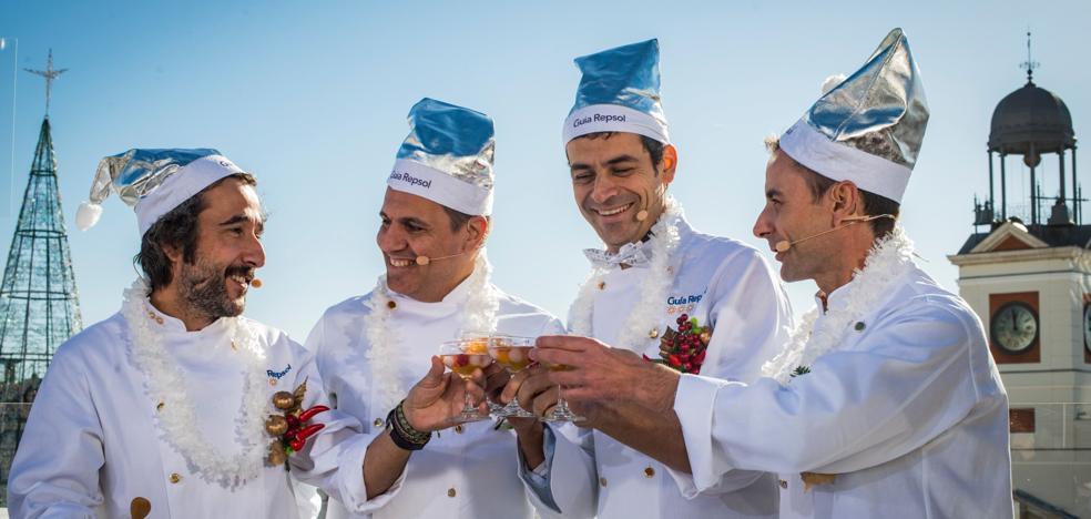 Tres soles para los restaurantes 'DSTAgE' y 'Disfrutar'