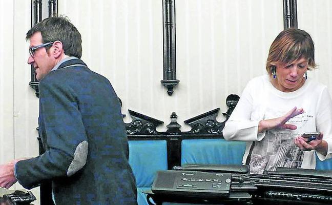 Urtaran hace un fallido guiño a EH Bildu al aceptar enmiendas por valor de 7 millones