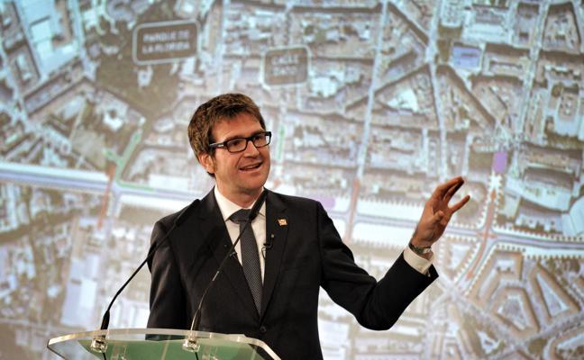 Urtaran marca los cinco retos de Vitoria para los próximos ocho años