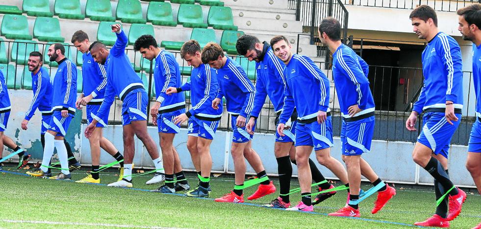 El Arenas, a llenar 'la jaula' ante el Sporting B