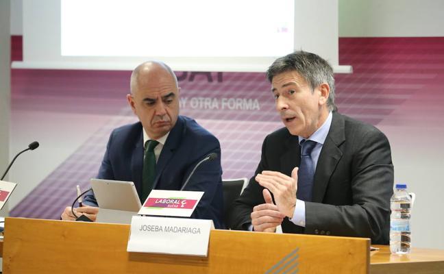 Laboral Kutxa prevé que la economía vasca crezca un 2,7% en 2018, una décima más que el conjunto de España