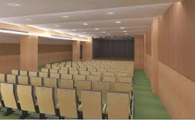 Los vecinos de Loiu eligen hoy entre los dos proyectos para el teatro