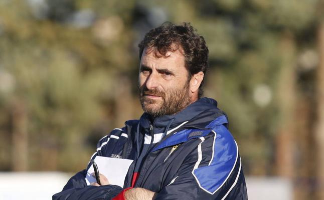 El entrenador de la Arandina: «Un fallo así te condena para siempre»