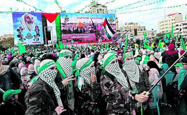 Solo Hamás cree en la tercera Intifada palestina