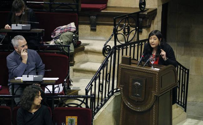 Las Juntas rechazan devolver el proyecto de presupuesto foral para 2018