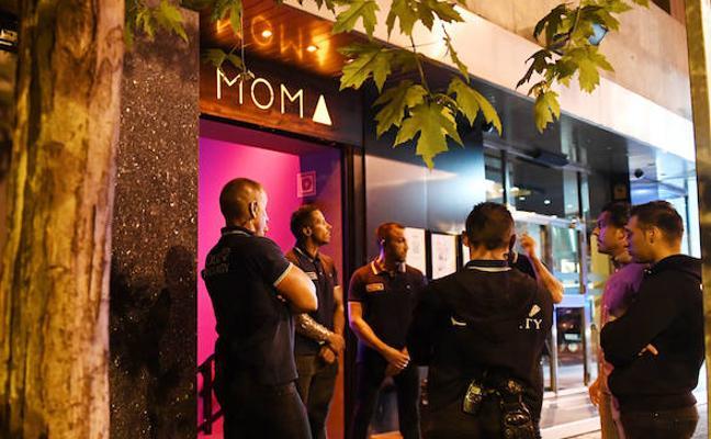 ¿Pero qué pasa con la discoteca Moma?