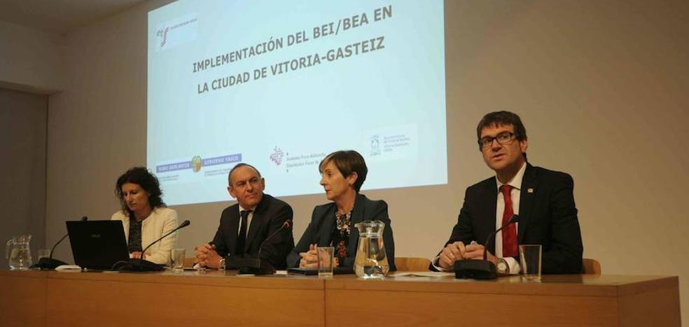El bus eléctrico de Vitoria saldrá a concurso a principios de 2018