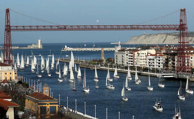 70 barcos disputarán mañana la espectacular Regata del Gallo