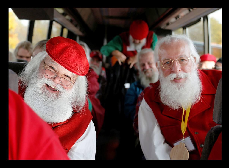 Graduados en Santa Claus