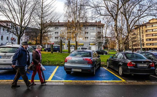 Markina comenzará a dar forma al nuevo parque urbano de Zelaibarri en enero