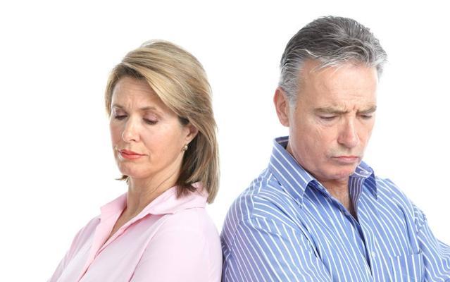Las separaciones y divorcios descienden un 7,8% en el tercer trimestre