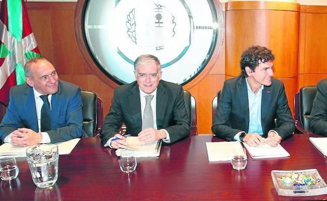 Euskadi recauda hasta noviembre más que en todo 2016 y supera las mejores previsiones