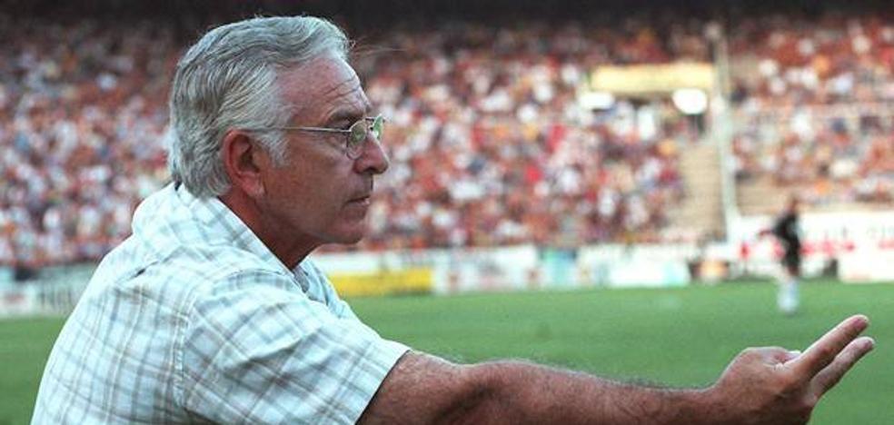 Fallece Felipe Mesones, uno de los entrenadores históricos de nuestro fútbol