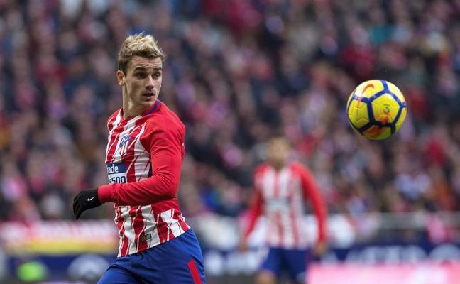 A lomos de Griezmann para presionar al Barça