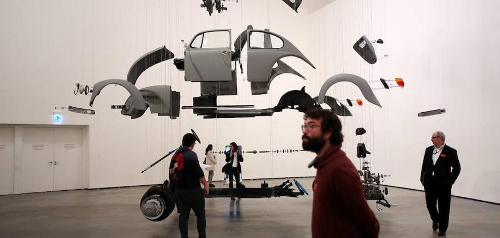Sólo 5 euros al año por entrar al Guggenheim para los estudiantes de la UPV, Deusto y Mondragon