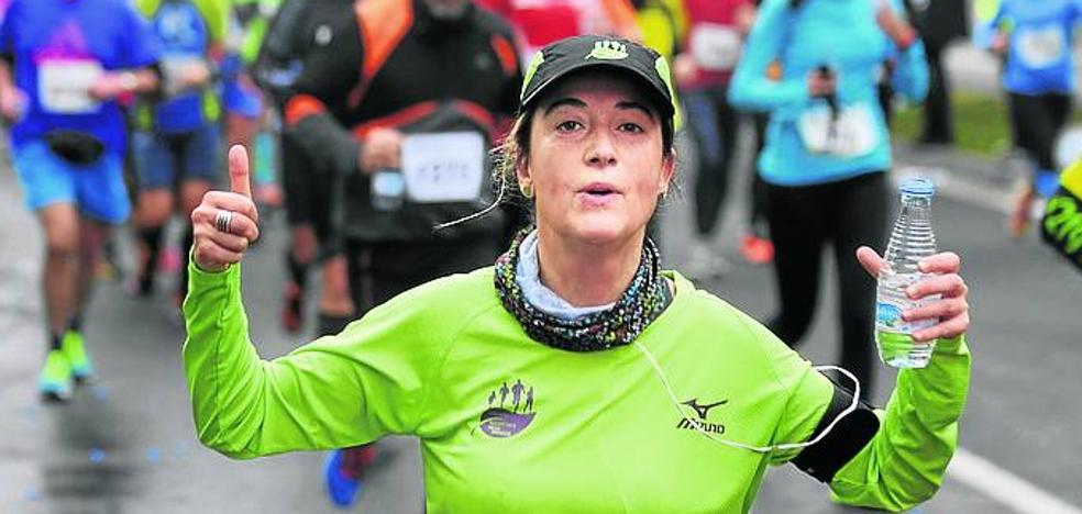La Media Maratón de Vitoria espera una marea de atletas populares