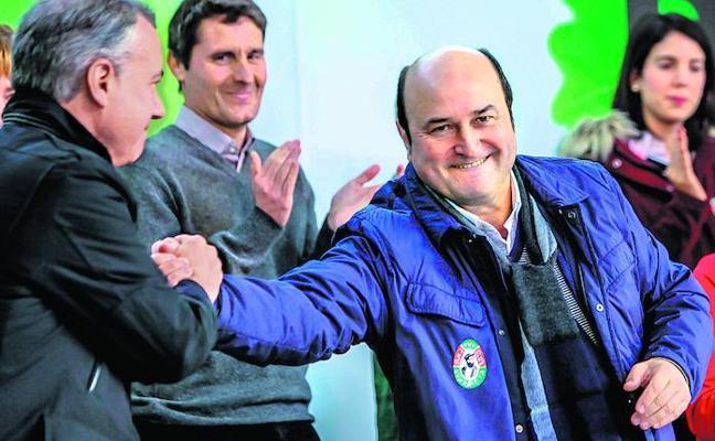 Ortuzar se inclina por dejar la presidencia del PNV en 2020