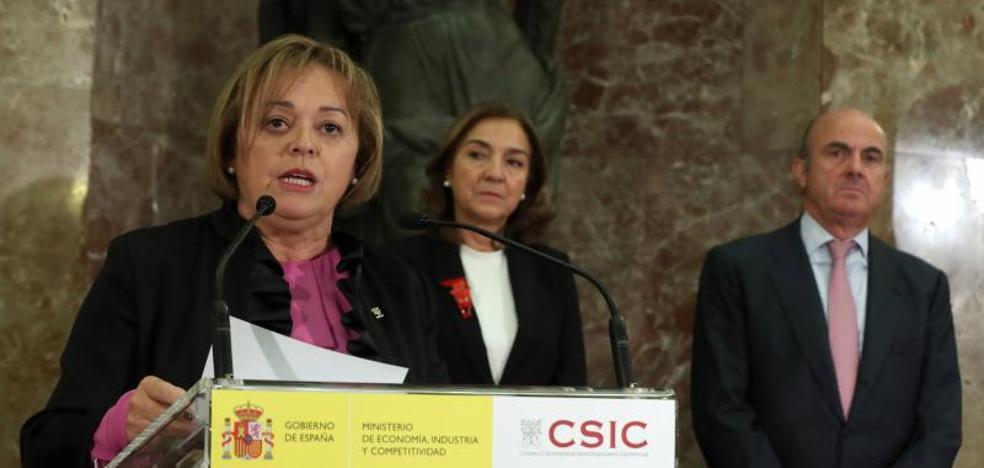 La nueva presidenta del CSIC luchará por consolidar la plantilla y recuperar a parte de los que se marcharon