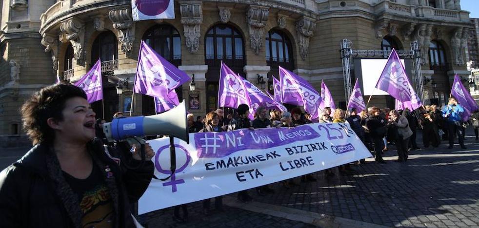 El Gobierno vasco diseña una 'app' para un millar de víctimas de maltrato