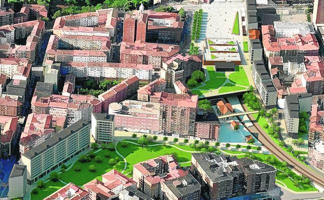 Basauri se enfrenta hoy a un insólito referéndum urbanístico