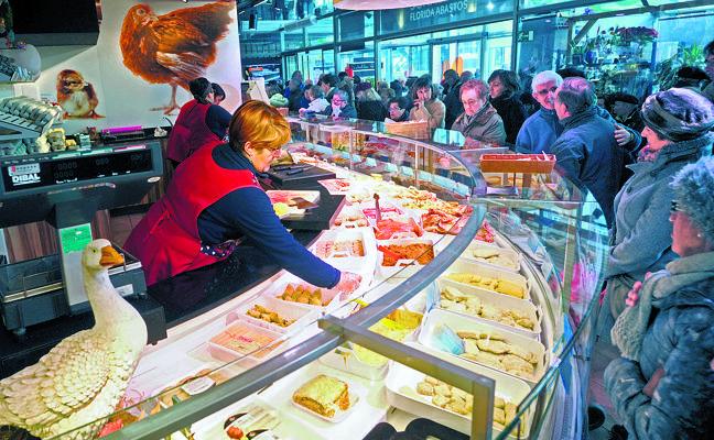Los principales comercios de Vitoria mantendrán su cierre el domingo a pesar de ser Nochebuena
