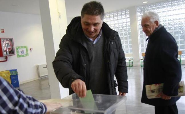 Basauri da la espalda al referéndum urbanístico con una participación por debajo del 20%