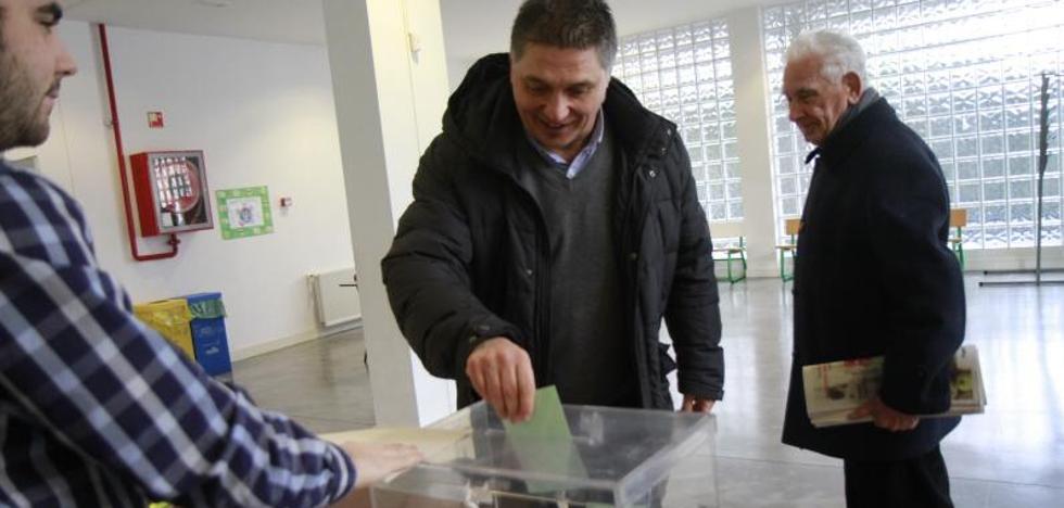 Basauri da la espalda al referéndum urbanístico y obligará al alcalde a negociar el proyecto
