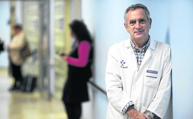 Euskadi participa en el ensayo mundial de un fármaco para curar la esclerosis múltiple