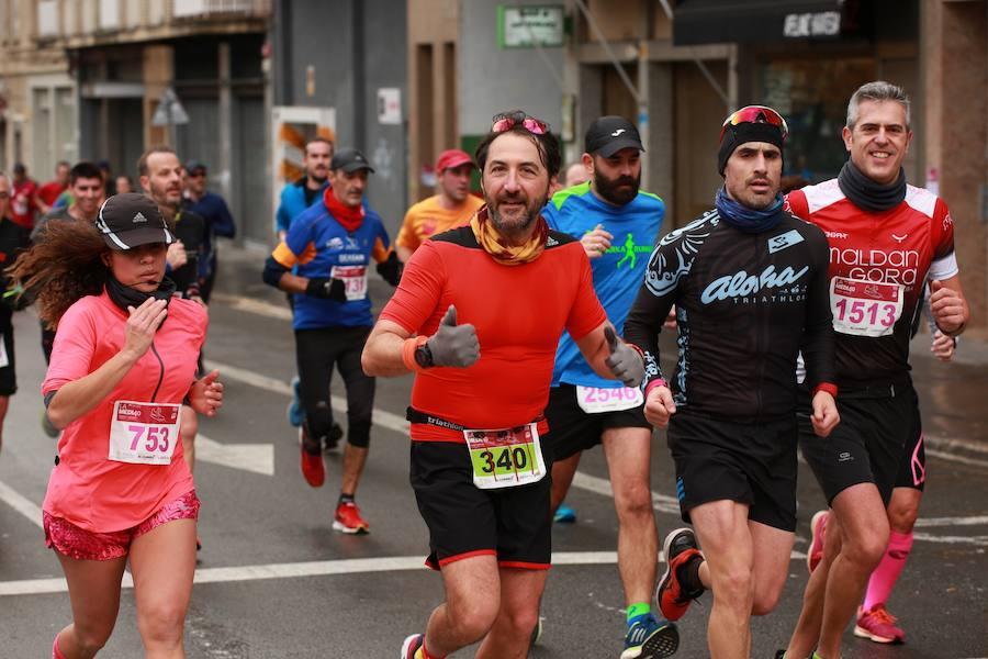La Media Maratón de Vitoria 2017 en imágenes