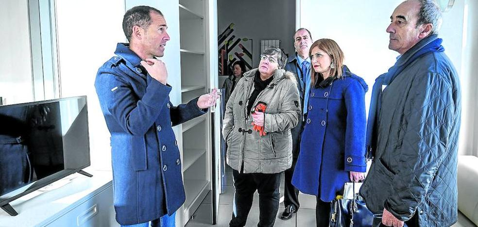 475 familias rotas recurren a los tres puntos de encuentro de Bizkaia para ver a sus hijos
