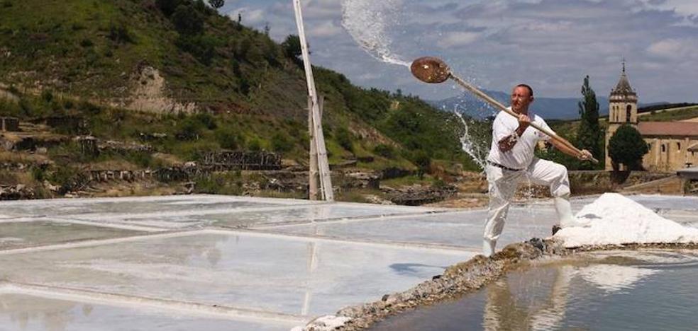 El Gobierno vasco invertirá 450.000 euros en un nuevo itinerario por el Valle Salado