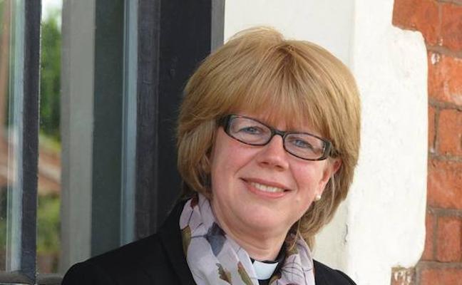 Una exenfermera, primera obispa de Londres