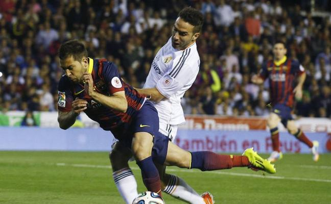 La defensa clásica de Julen se verá en el Bernabéu