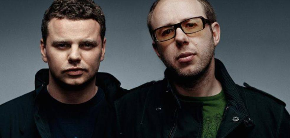 The Chemical Brothers, terceros cabezas de cartel del Bilbao BBK Live 2018