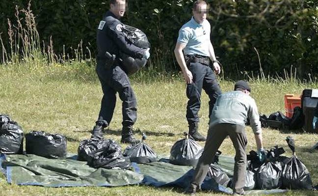 La Policía francesa no ve signos de disolución de ETA ni de vuelta a la violencia