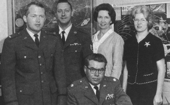Los extraterrestres del Pentágono