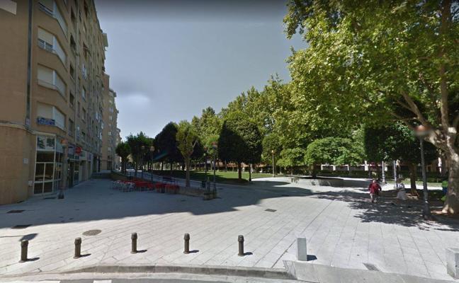 La Policía abate de 29 tiros a un jabalí en Logroño