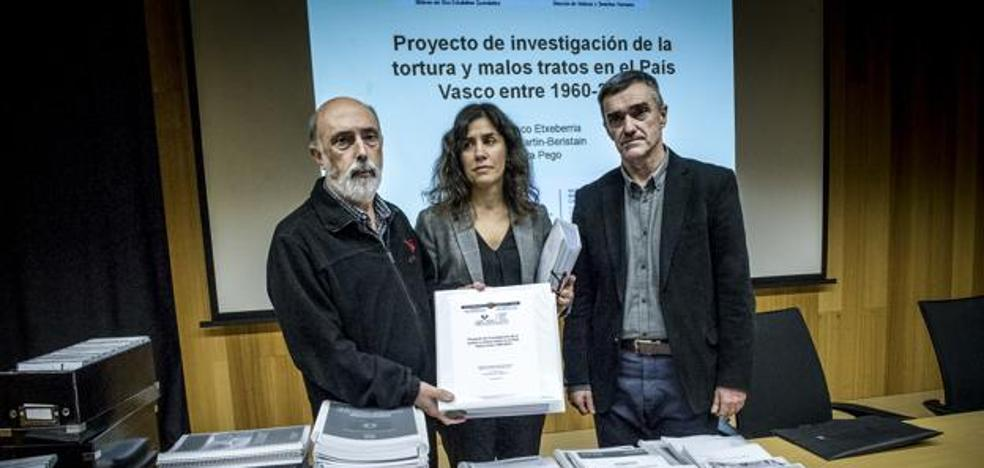 El Gobierno vasco marca distancias con el informe de torturas y dice que no se pueden pedir responsabilidades