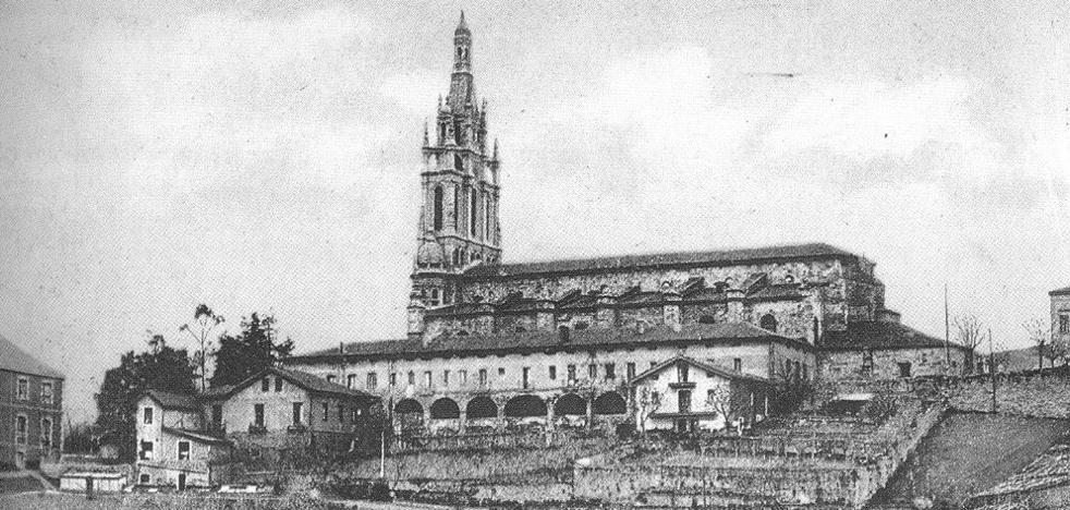Disparos a la Virgen de Begoña y otras historias del Bilbao de hace un siglo