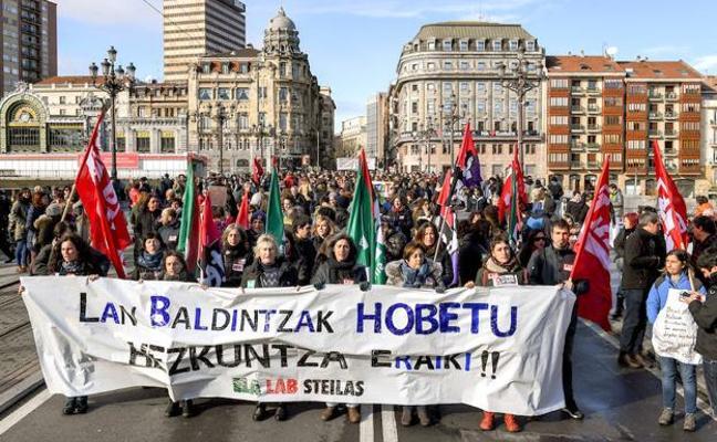El Gobierno vasco propone una OPE de 260 plazas para profesores de educación especial