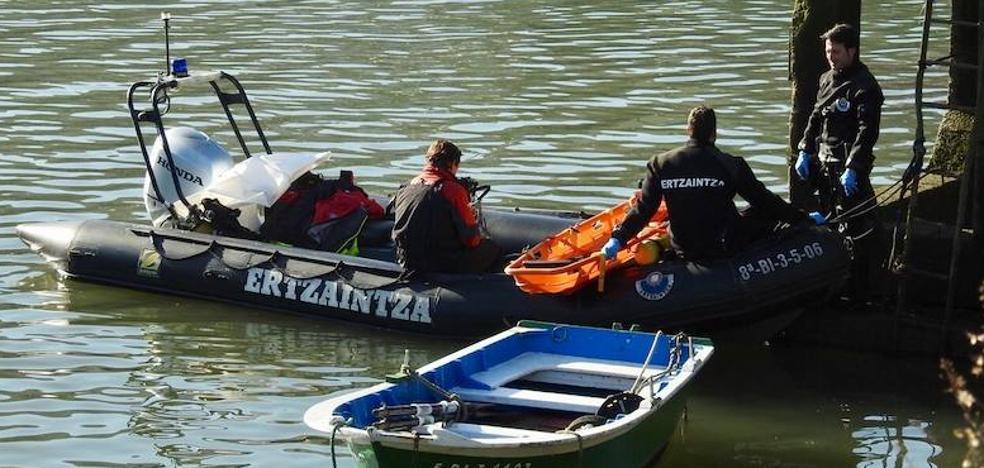 Hallan sin vida el cuerpo de un hombre en la ría de Bilbao