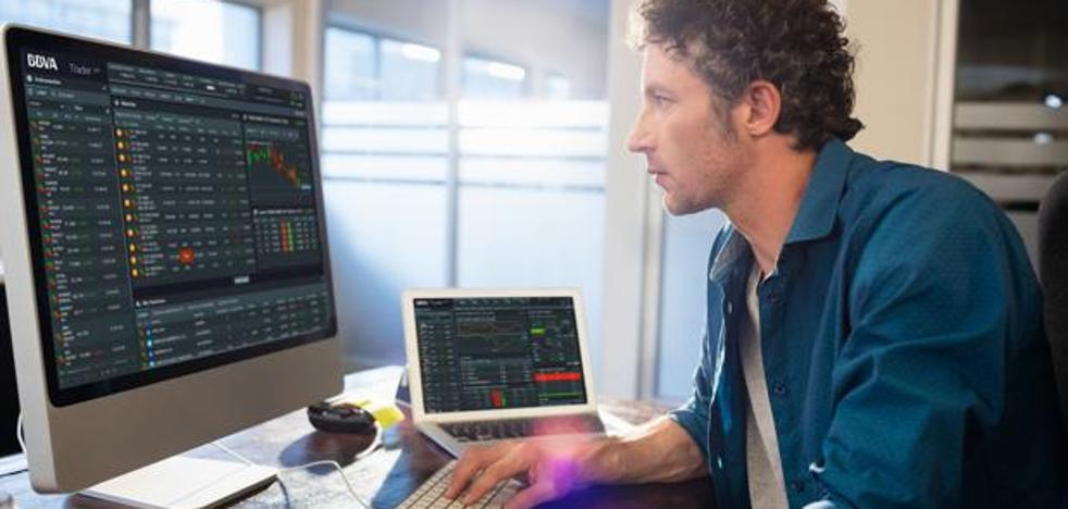 BBVA Trader, la herramienta óptima para tu operativa de mercados