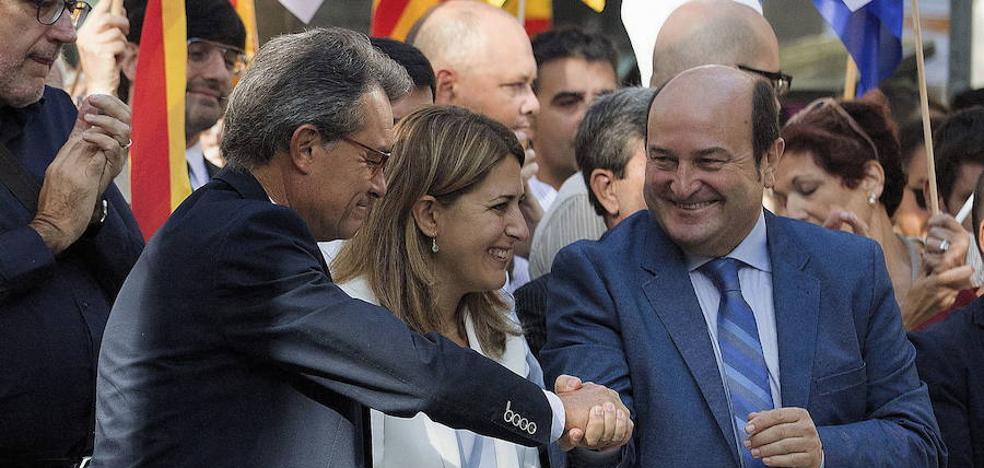 El PNV advierte de que «el problema de catalán sigue ahí» tras los comicios
