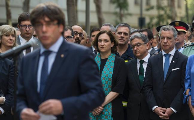 Lo que el 'procés' enseña a Euskadi