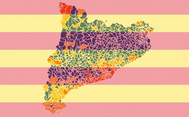 Facturas y fracturas catalanas