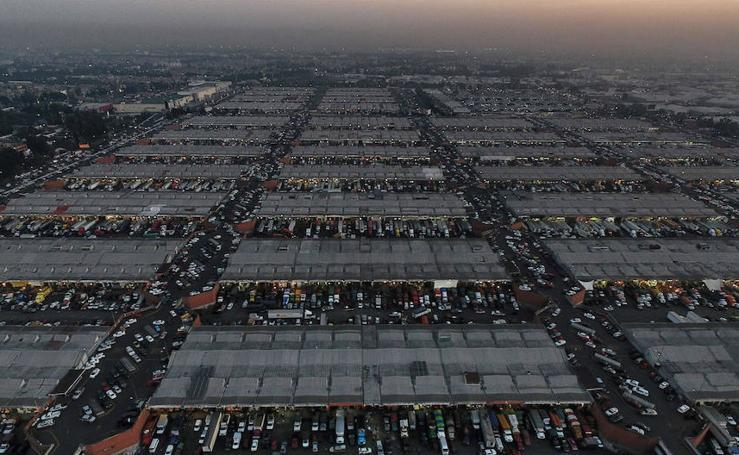 El gran mercado de México