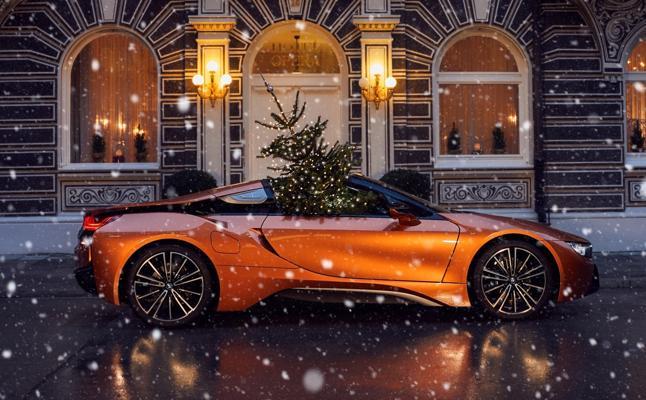 BMW i8, desde 145.200 euros